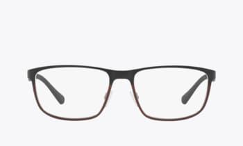 Emporio Armani EA1071 Black Bordeaux Eyeglasses 1