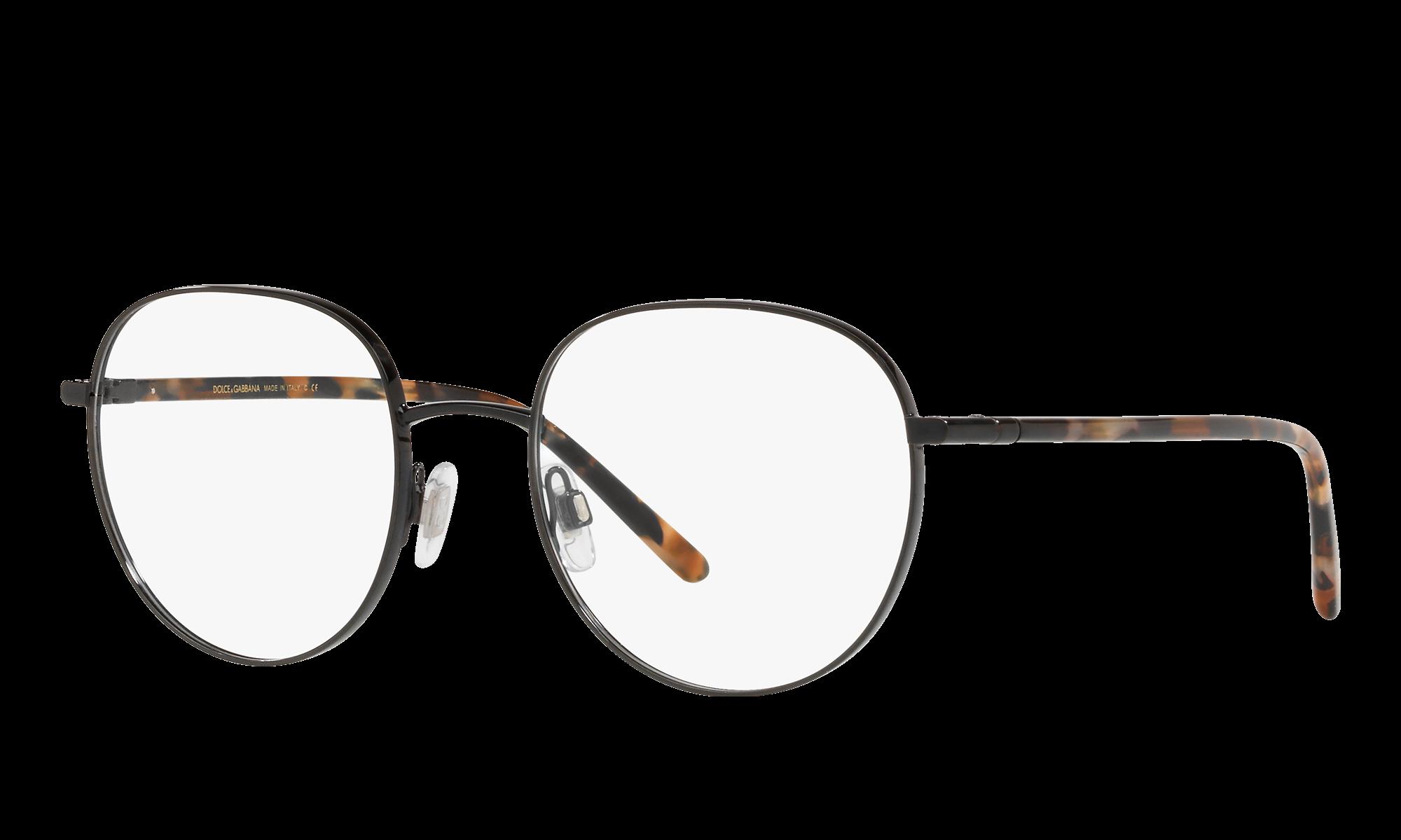 Dolce & Gabbana DG1304 Black Eyeglasses | Glasses.com ...